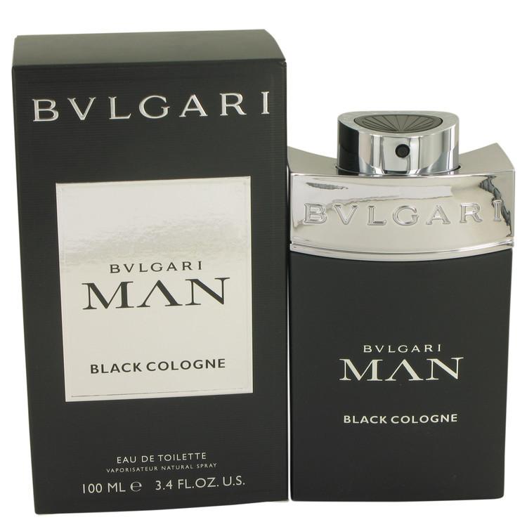 Bvlgari man black 3.4 oz cologne