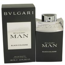 Bvlgari Man Black Cologne 3.4 Oz Eau De Toilette Spray - $50.98