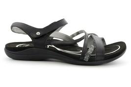 Abeo Women's  Bobbie  Sandals Black  size US 8.5 Neutral Footbed ( ) - $106.59