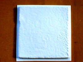 12x12 RUSTIC TILE MAKING KIT w/6 MOLDS & SUPPLIES CRAFTS 100s OF TILES @ PENNIES image 2