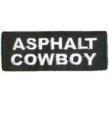 Embroidered Patch Asphalt Cowboy Patch - $3.95