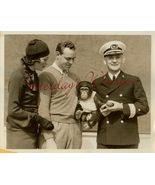 Captain Charles JOKSTAD Chimpanzee c.1933 ORG PHOTO - $24.99