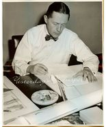 JOSEPH Henry JACKSON SF Chronicle 1945 ORG PHOTO J462 - $14.99