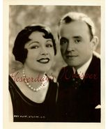 Henry DUFFY Dale WINTER ORG DW Ray HUFF PHOTO H491 - $99.99