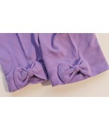 Jumping Beans Toddler Girls Purple Pedal Pusher Leggings Pants - $11.99