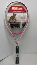 Wilson Triumph Adult Tennis Racket New - $24.70