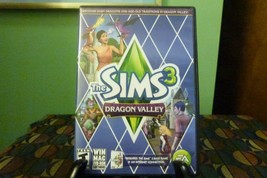 Sims 3: Dragon Valley (Windows/Mac, 2013) VG Condition - $14.84
