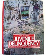 Juvenile Delinquency Kratcoski, Peter C. and Kratcoski, Lucille Dunn - $8.95