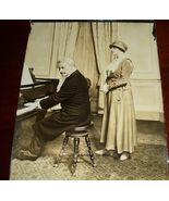 Leo Ditrichstein Betty Callish ORG 11x14 White ... - $19.99