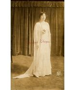 UNKNOWN Broadway Actress c.1915 ORG 11x14 PHOTO - $19.99