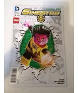 The New 52 Sinestro Lego  #7 DC Comics January 2015 - $9.89