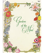 CROSS STITCH GLORIA & PAT GARDENS OF THE MIND - $3.95