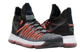 Nike Zoom KD 9 IX Elite Size US 11 M (D) EU 45 Men's Basketball Shoes 87... - $101.87