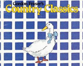 Cross Stitch Gordon Fraser's Country Classics - $3.00