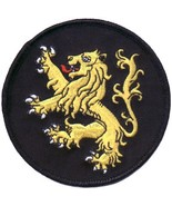 Embroidered Christian Patch The Lion Of Judah P... - $3.95