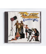 ZZ Top, Greatest Hits, Blues Rock Music CD, Used - $4.00