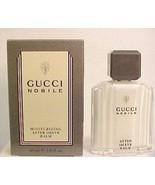 GUCCI NOBILE AFTER SHAVE BALM 2 oz. AFTERSHAVE Fragrance Perfume Cologne... - $249.99