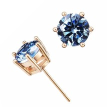 High Quality Korean Style Gold Stud Earrings for Women Hot Selling New - $4.99
