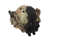 wolfslaves Helmet Battery Pouch MK2 Helmet Battery Pouch Counterweight 6... - $12.33