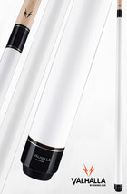 Pro Taper VA108 White Valhalla Viking Billiard Pool Cue Stick Lifetime Warranty - $65.99+