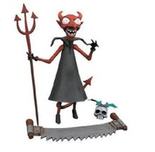 Nightmare Before Christmas Series 4 Devil Action Figure - $45.47
