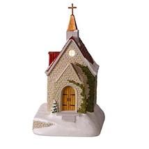 Hallmark Keepsake Christmas Ornament 2018 Year Dated Upon This Rock, Sto... - $8.91