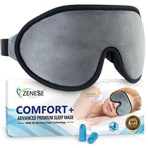 Comfort+ Advanced Premium Sleep Mask for Women & Men | Superior 3D REM S... - €15,66 EUR