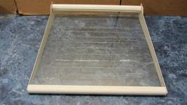 HOTPOINT REFRIGERATOR SHELF ( TEMPERED GLASS)  PART# WR71X10239 - $40.00