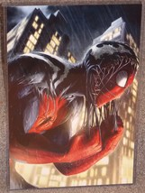 Marvel Spider-Man Glossy Print 11 x 17 In Hard Plastic Sleeve - $24.99