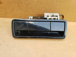 06-12 Nissan Armada Rear Hatch Tailgate Liftgate Trunk Exterior Door Handle