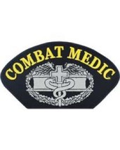 United States Army Combat Medic Hat Patch NEW!!! - $7.91