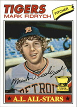 2010 Topps Cards Your Mom Threw Out #CMT142 Mark Fidrych > 1977 > Tigers - $1.45