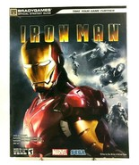 Iron Man Bradygames Strategy Game Guide Nintendo Wii Playstation 2 3 Xbo... - $7.84