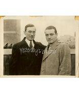 1920s Photo Richard Barthelmess NY Mayor James Walker k106 - $24.99