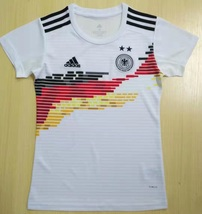 Women's World Cup 2019 FIFA Germany WMNS Soccer Jersey - White - €44,35 EUR