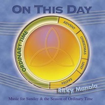 On This Day (CD) by Ricky Manalo, CSP