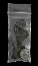 "Clear Reclosable Plastic Poly Zip Lock Bags 2 Mil Zipper Seal 2"" x 5"" 20... - $11.59"