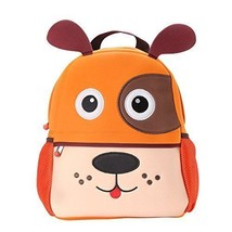 Pre School Backpack Bag Dog Toddler Boys Girls Students Sturdy New Animals - $34.82