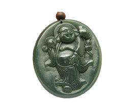 FREE SHIPPING - etsy shop jade2090 handmade Real Natural  green jade  jadeite be - $25.99
