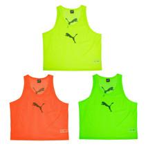 Puma Training BIB Team Pinnies Scrimmage Vest Soccer Football Multi-Color - $15.99