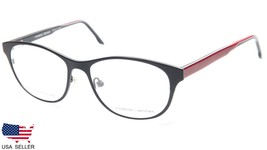 NEW PRODESIGN DENMARK 1399 c.6021 BLACK EYEGLASSES FRAME 52-16-140 B39mm... - $113.83