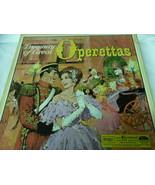 VINYL ALBUM - Treasury of Great Operettas by Readers Digest - 9 Record Set - $18.00