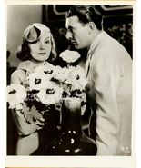 Greta Garbo George Brent Vintage Restrike Promo... - $9.99