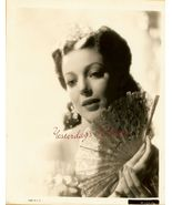 Loretta Young Breathtaking Beauty Original Suez... - $24.95