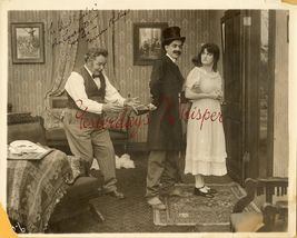 Carmen PHILLIPS Chased into LOVE c.1917 RARE ORG PHOTO - $24.99