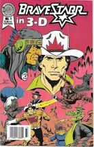 BraveStarr in 3-D Comic Book #1 Blackthorne 3-D Series #27 1987 VERY FINE- - $3.75