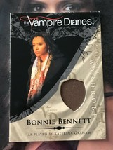 Vampire Diaries Season 1 Wardrobe Card M6 Katerina Graham as Bonnie Bennett - $15.84