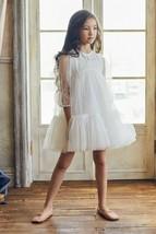 NellyStella Alice white tulle dress sz 10 NWT - $97.02