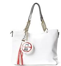 Handbag Republic Womens Vegan Leather Shoulder Bag Designer Fashion Tot... - $76.68