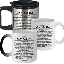Mother I Love You - Best Novelty Funny Gift for Mom Mother's Day Gift Coffee Mug - £13.78 GBP+
